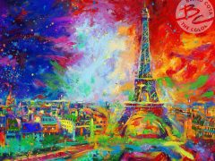 Eiffel Tower - Blend Cota