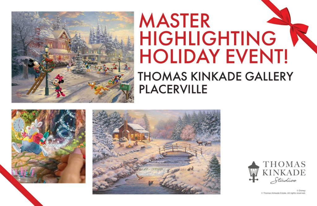 Master Highlighting Holiday Event, Placerville