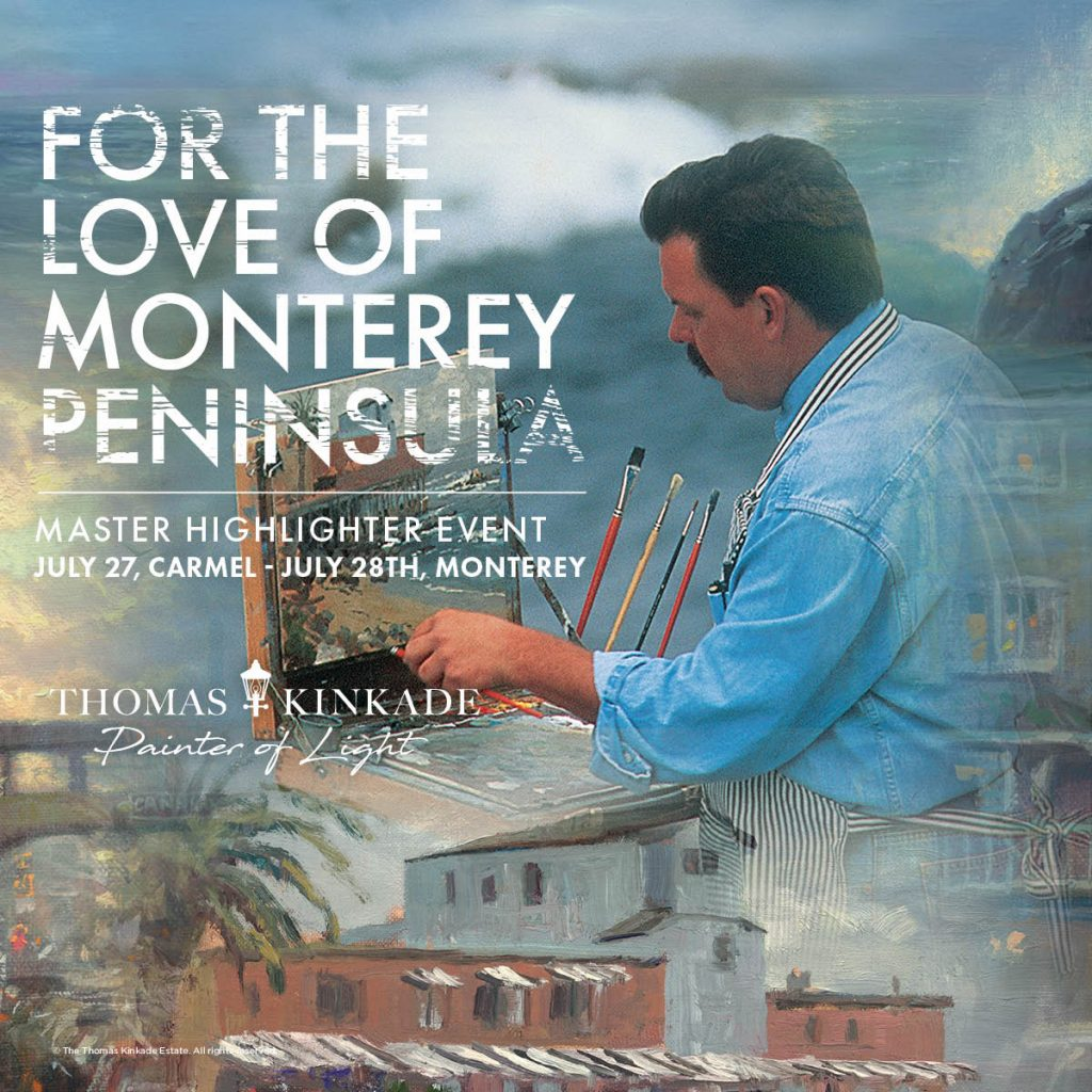 For The Love Of Monterey Peninsula