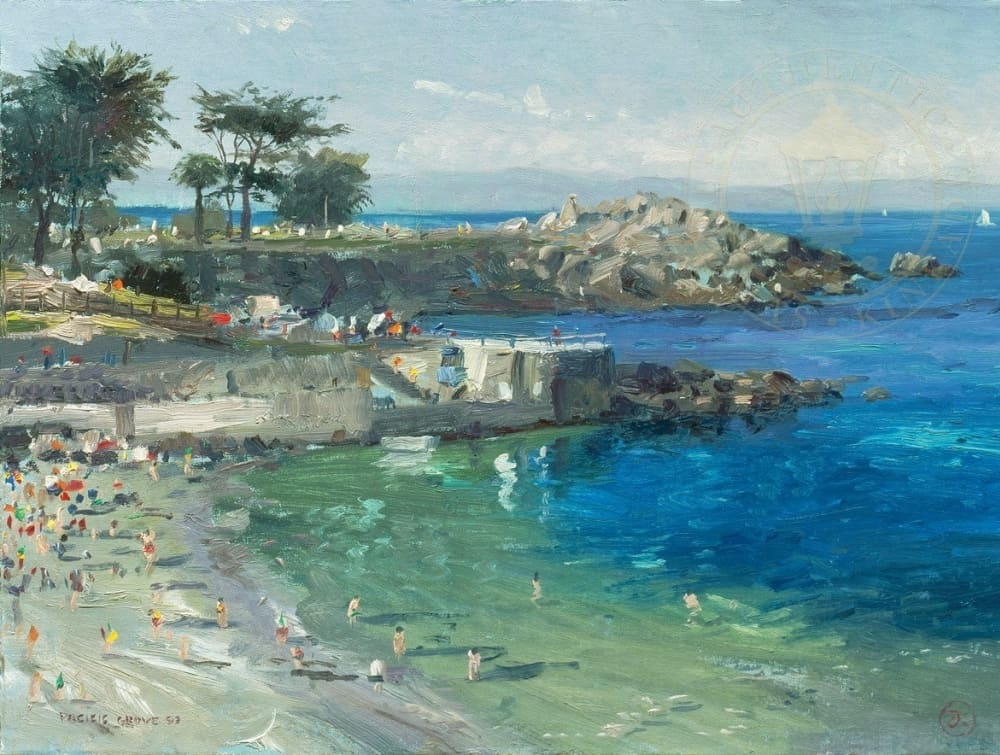 Beach House Paintings