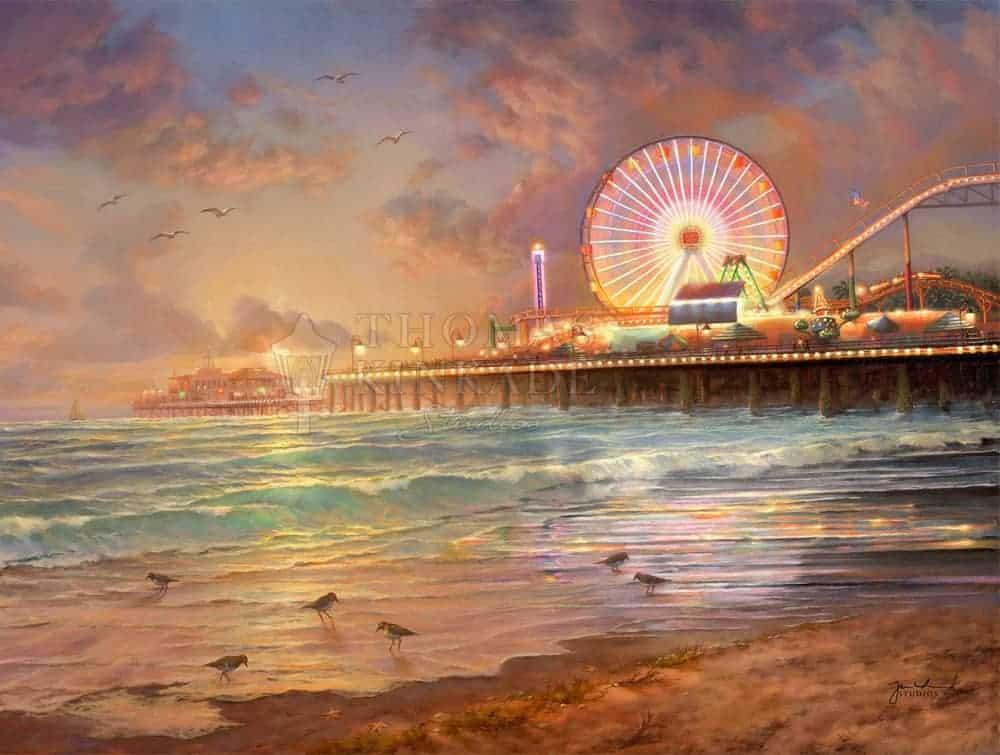 Beach Lover Paintings
