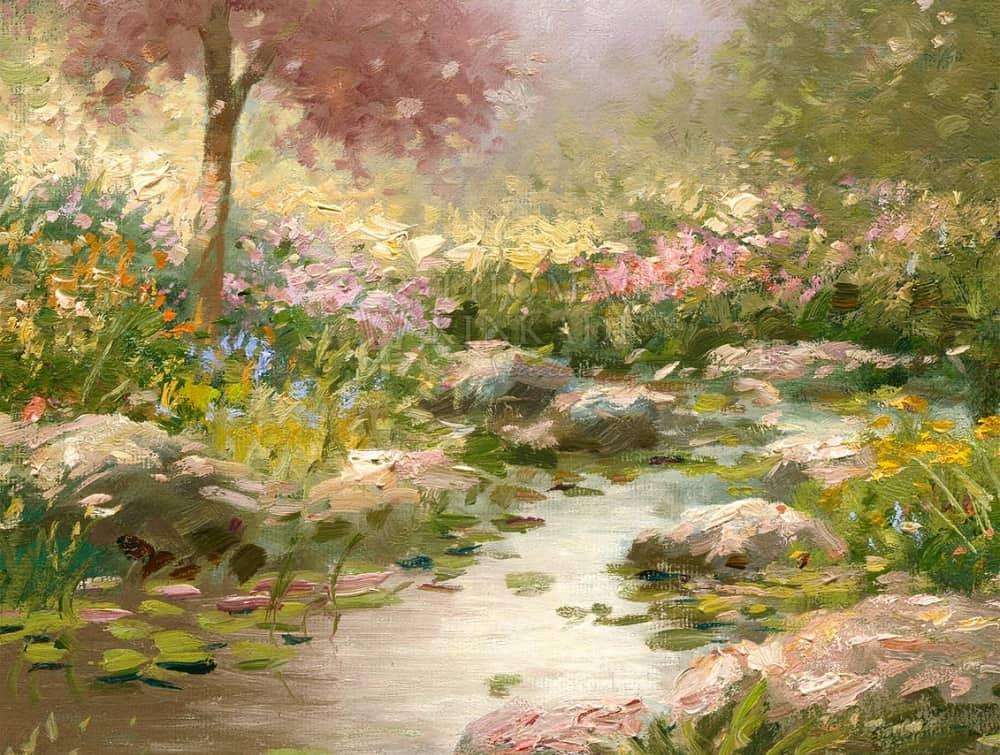 Bright Paintings California