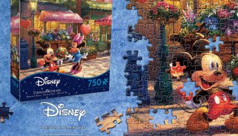 Mickey Minnie Puzzle