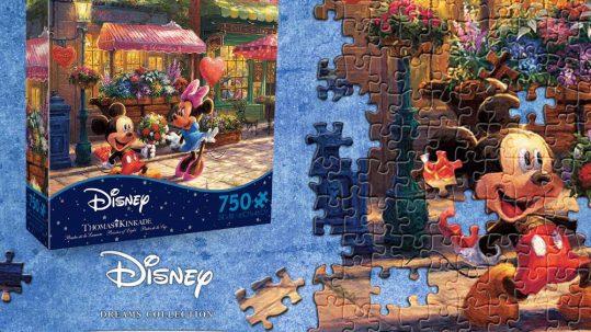 Mickey Minnie Puzzle