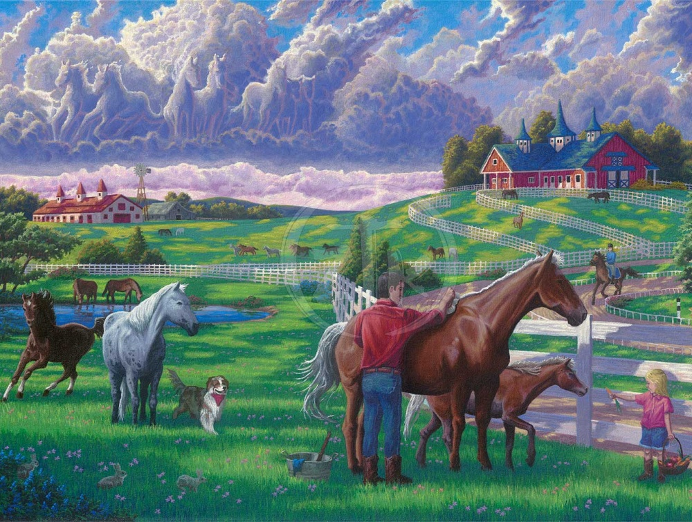 Farm & Ranch Art
