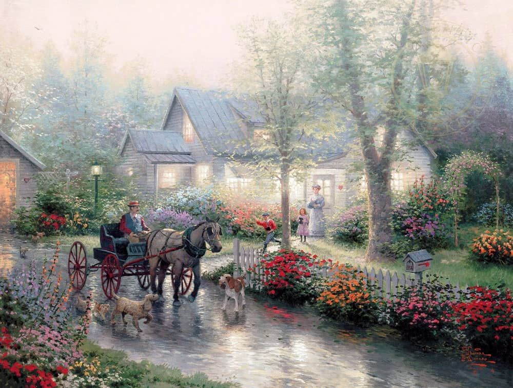 Horse Lovers Paintings