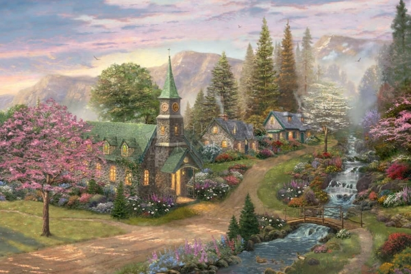 Inspirational Christian Paintings