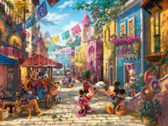 Mickey & Minnie In Mexico