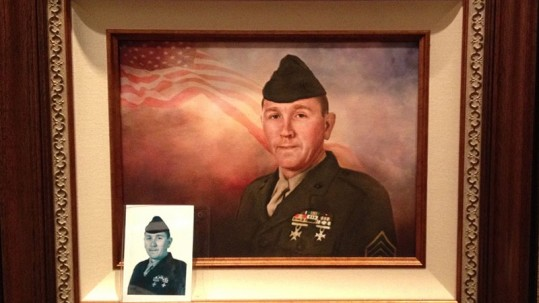 Ramsey Veteran Portrait