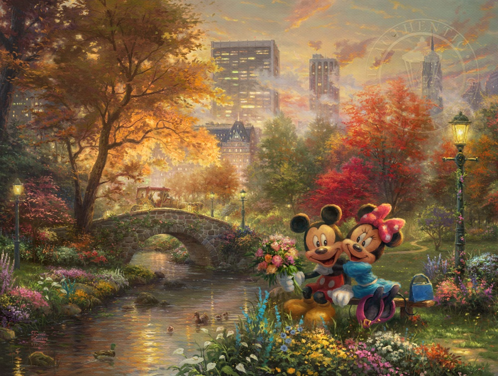 Thanksgiving Thomas Kinkade