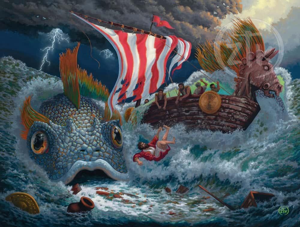 Zac Kinkade Paintings Monterey