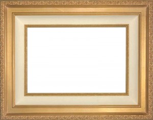 Antique Gold Frame