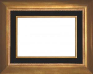 Aurora Gold Frame
