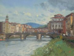 Florence, River Alba