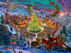 Santa's North Pole Monterey