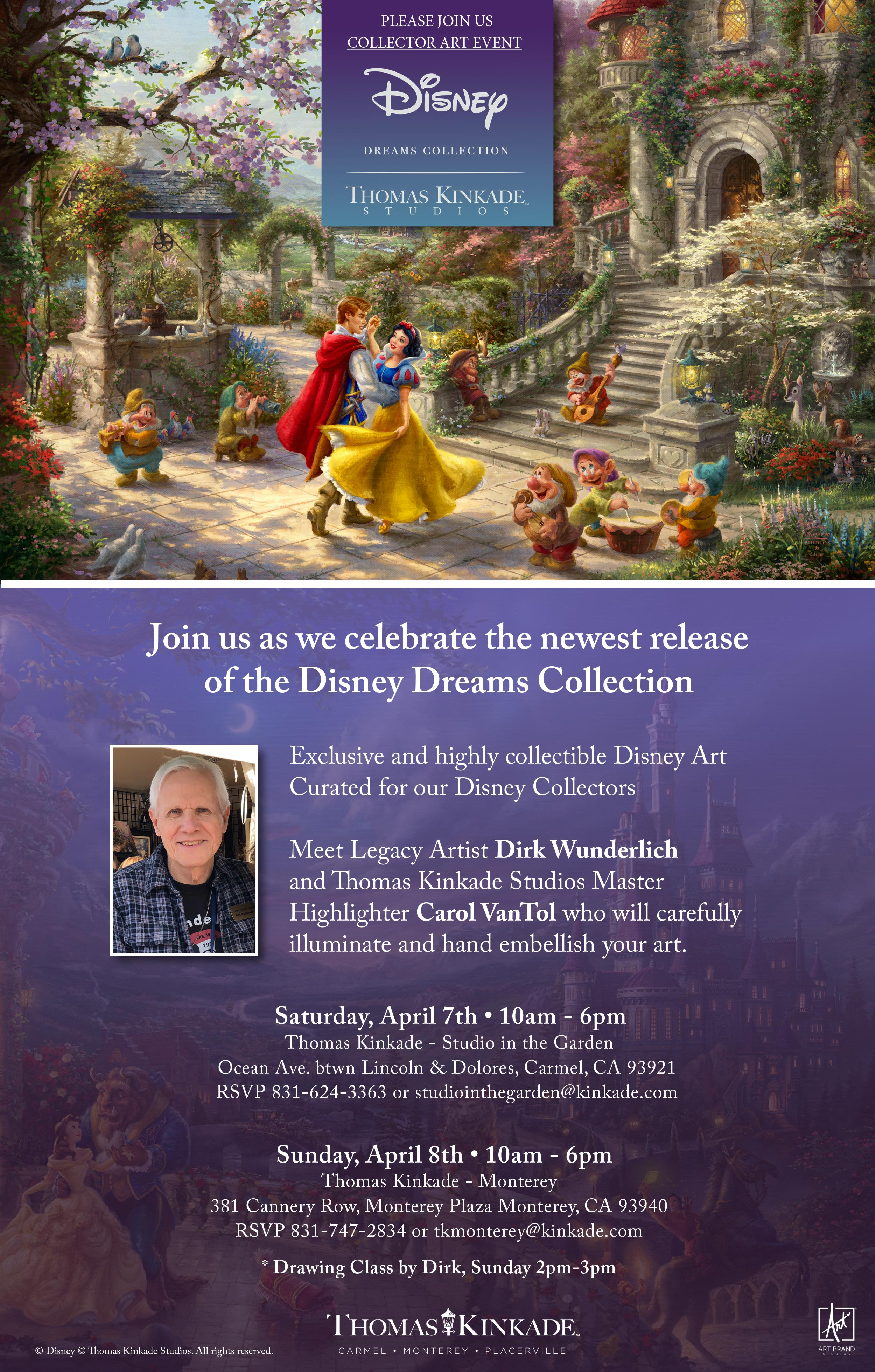 Carmel Disney Event