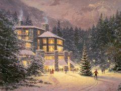 Christmas at The Ahwanee