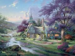Cottages Paintings Amp Art Monterey Amp Carmel Art Gallery