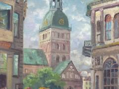 The Dome Cathedral, Riga, Latvia