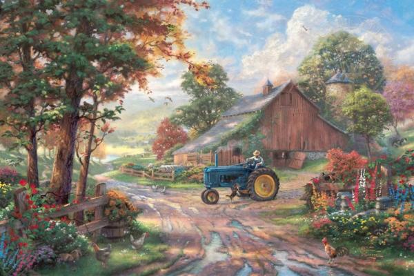 Farmhouse Decor Paintings
