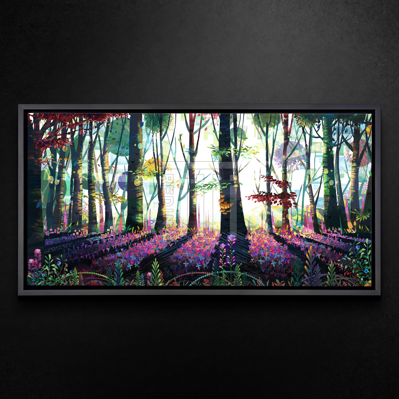 Forest Of Butterflies
