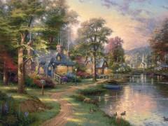 Hometown Lake