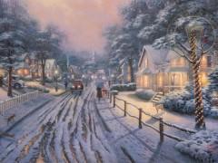 Hometown Christmas Memories