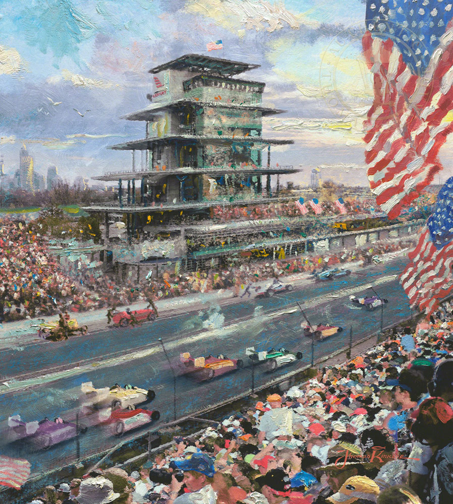 Indianapolis Motor Speedway® 100th Anniversary Study