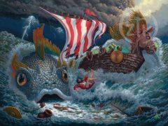 Jonah by Zac Kinkade