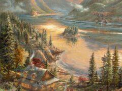 Lakeside Splendor Feature