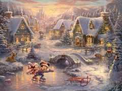Mickey and Minnie – Sweetheart Holiday