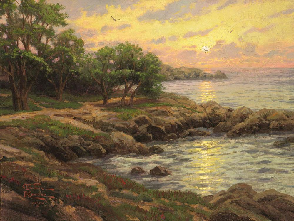 Paintings OF Monterey & Carmel