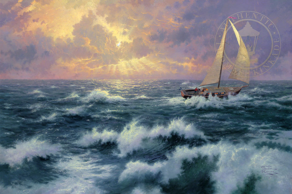 Paintings Of The Ocean & Sea