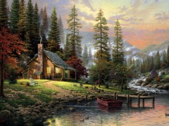 A Peaceful Retreat