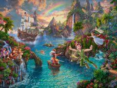 Disney Peter Pan's Never Land