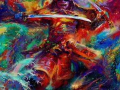 Samurai Warrior By Blend Cota