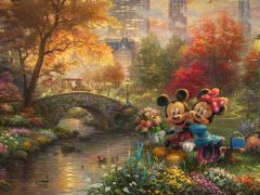 Mickey & Minnie Central Park