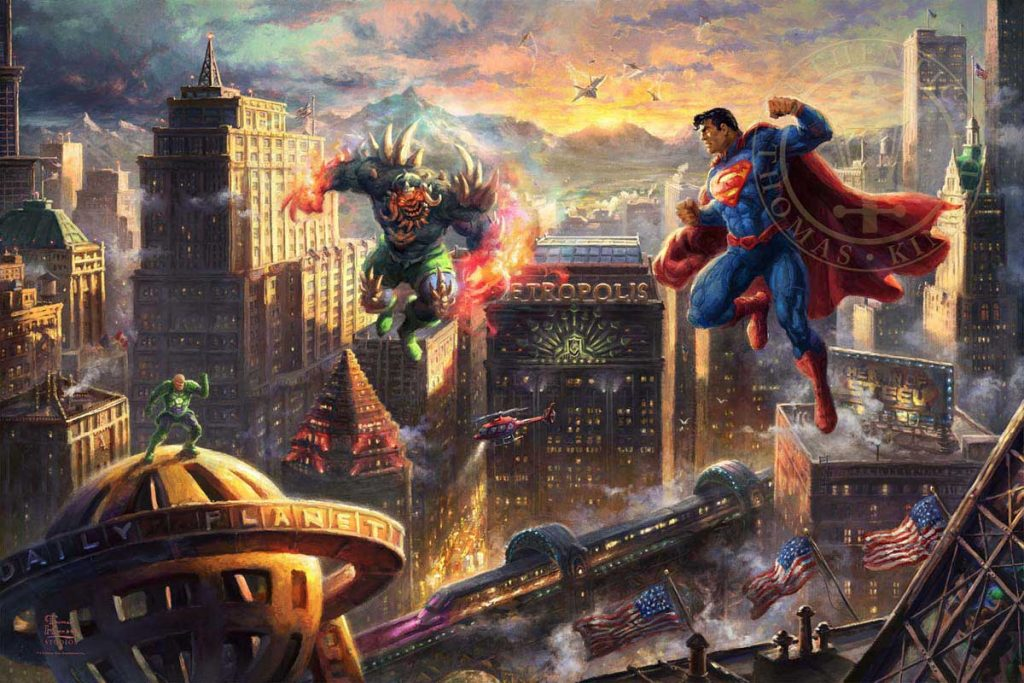Superman – Man of Steel