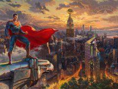 Superman Protector of Metropolis