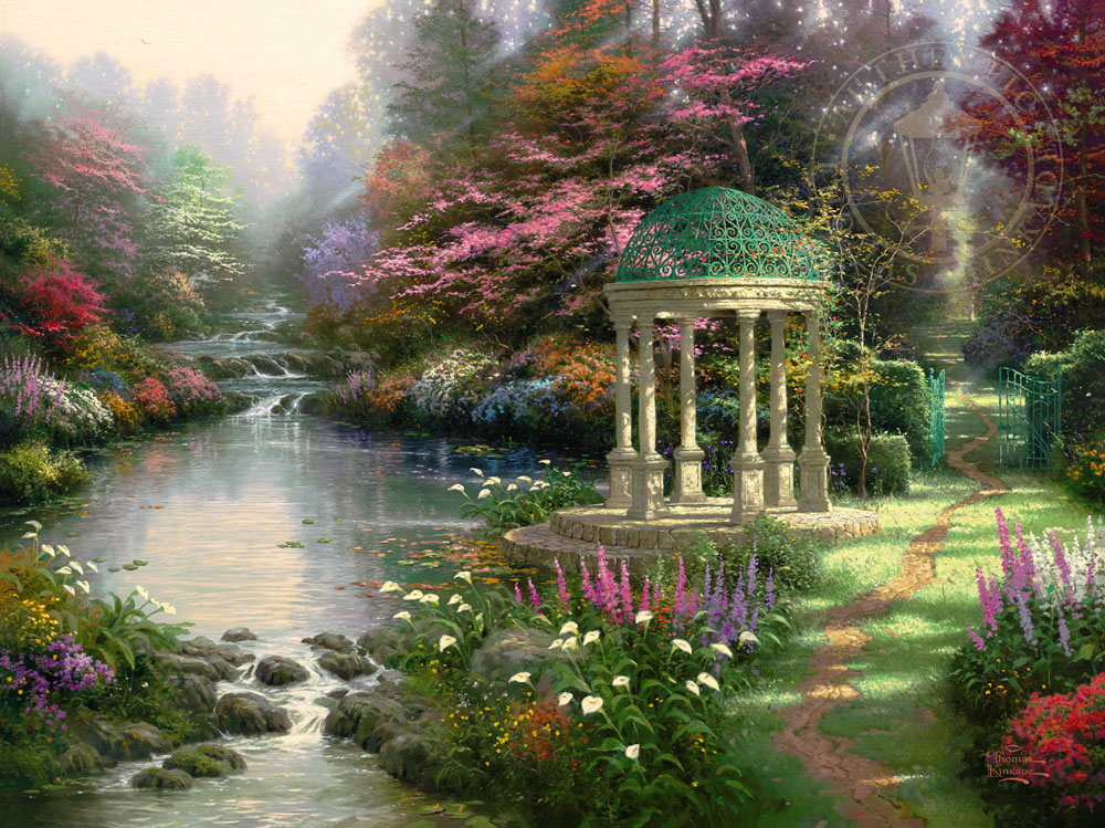 thomas-kinkade-monterey-california
