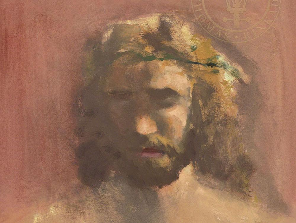 Thomas Kinkade Religious Art