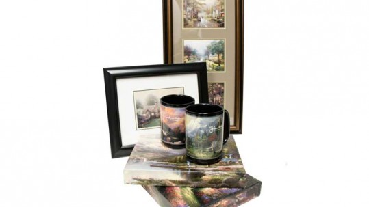Thomas Kinkade Company Products