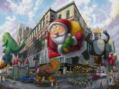 Thanksgiving In New York by Zac Kinkade