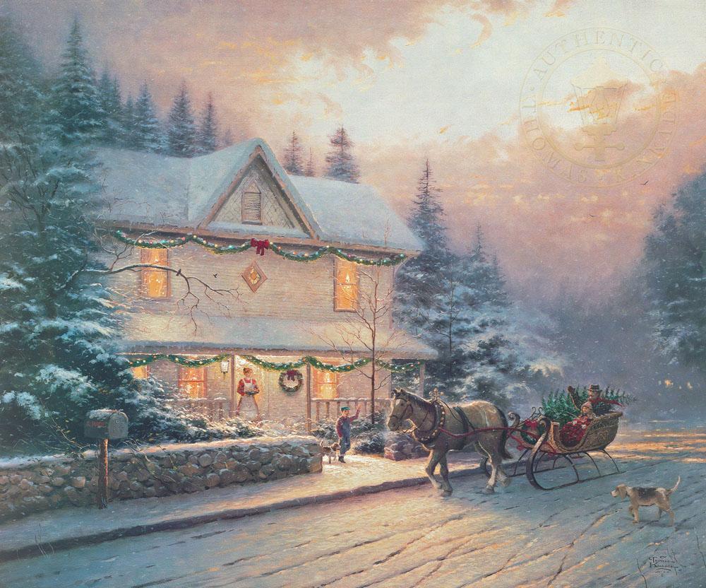 Victorian Christmas IV