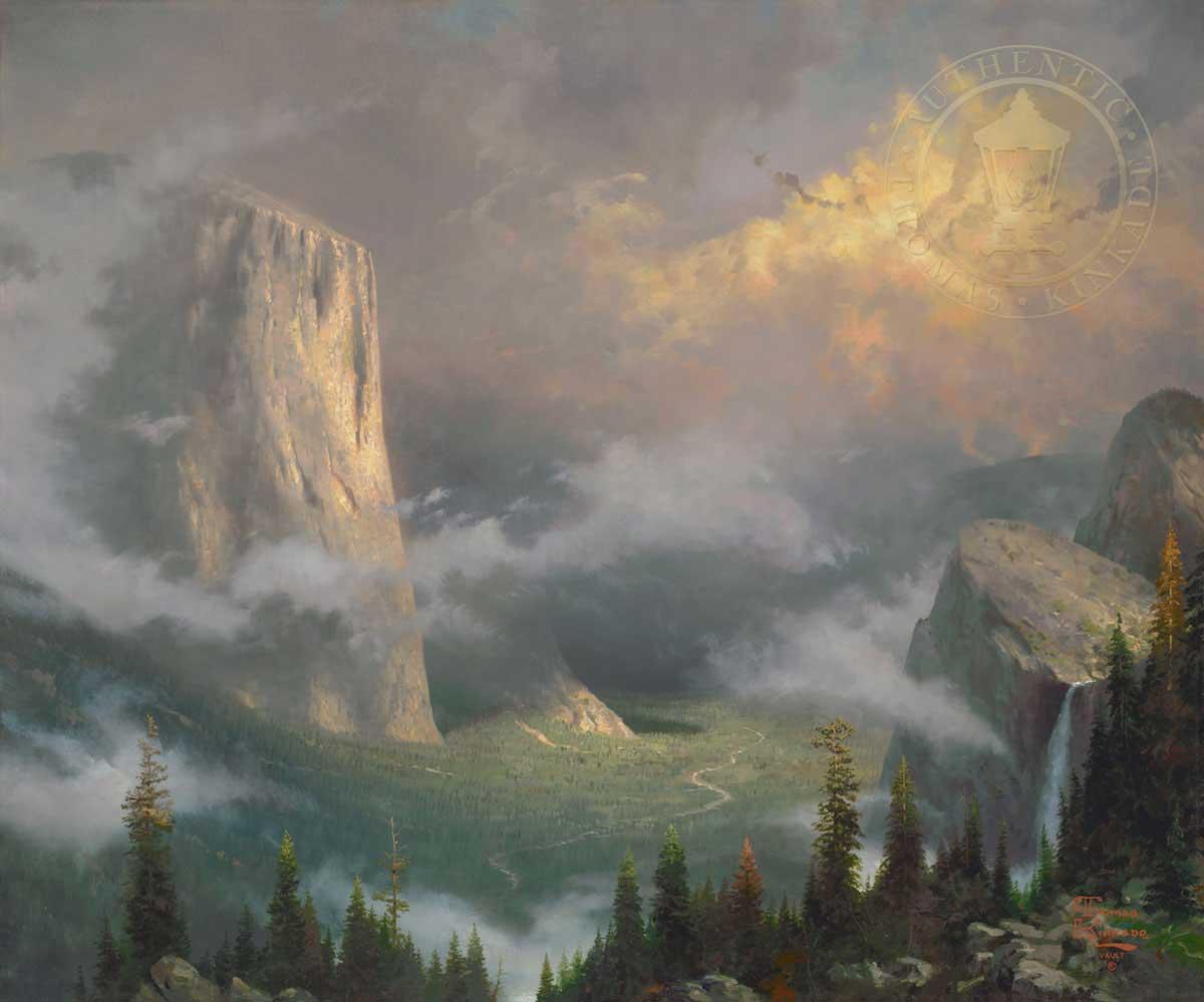 West Rim, Yosemite
