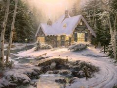 Winter Light Cottage