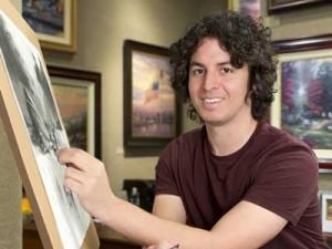 Zachary Kinkade Featured Artist
